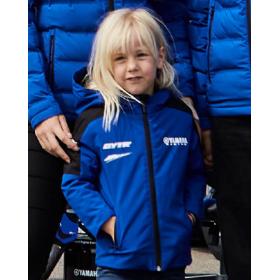 Dziecięca kurtka Yamaha Paddock Blue Pulse