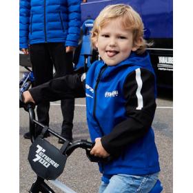 Dziecięcy softshell Yamaha Paddock Blue Pulse