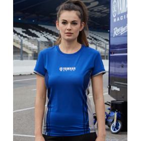 Koszulka szybkoschnąca Yamaha Paddock Blue Performance