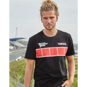 Koszulka męska Yamaha Tenere700, czarna