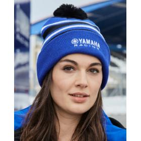 Czapka zimowa Yamaha Paddock Blue