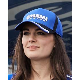Czapka z daszkiem Yamaha Paddock Blue Fancy