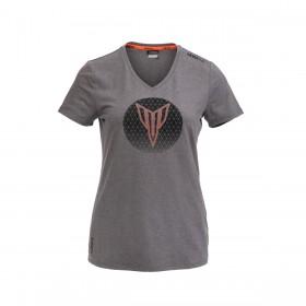 Damska koszulka Yamaha Hypernaked Madison, szara