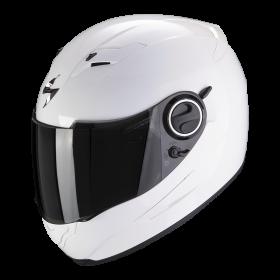 Kask SCORPION EXO-490 Biały Połysk