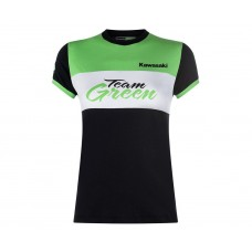 KAWASAKI TEAM GREEN damski T-Shirt M/L