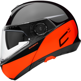 Kask Schuberth C4 PRO Swipe Orange