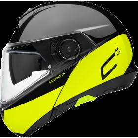 Kask Schuberth C4 PRO Swipe Yellow