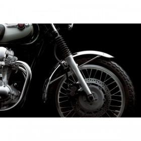 Chromowany przedni błotnik - Kawasaki W800 ( 2012- )
