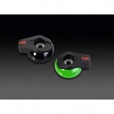 Crash Pad Racing - zestaw - Kawasaki Ninja ZX-6R ( 2009-2014 ) Ninja ZX-10R ( 2009-2015 ) Ninja ZX-6R 636 ( 2015- )