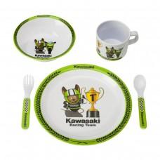 Komplet obiadowy Kawasaki