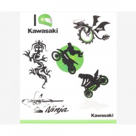 Tatuaże dla dzieci Kawasaki