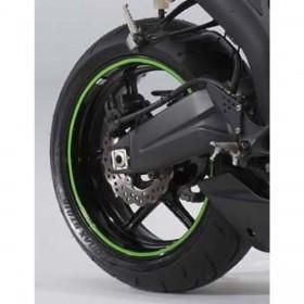 Wheel rim tapes (one wheel)