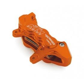 6 piston brake caliper