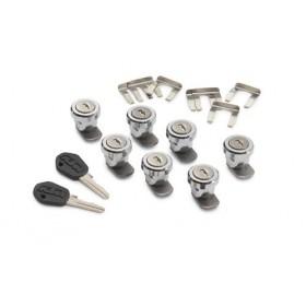 7x lock cylinder kit