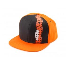 Czapka KTM Radical, pomarańczowa