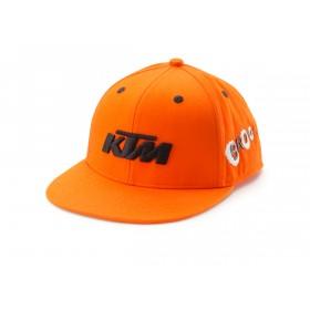 Dziecięca czapka KTM Radical, pomarańczowa