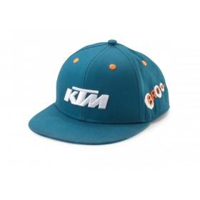Dziecięca czapka KTM Radical, zielona