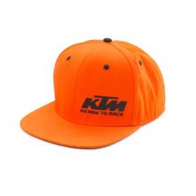 Czapka KTM SNAPBACK, pomarańczowa