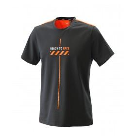 Koszulka KTM Pure Tee, czarna