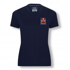 Damska koszulka KTM RB Tee, granatowa