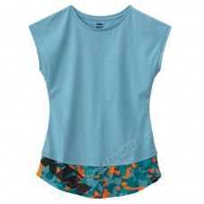 Długa koszulka KTM GIRLS CAMOU TEE