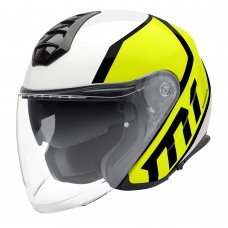 Kask otwarty Schuberth M1 r. M Flux Yellow