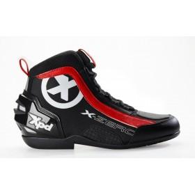 Buty X ZERO Black Red