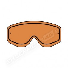 DOUBLE LENS ORANGE RAC.GOGGLES KTM