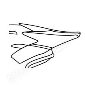 DYNAMIC-FX HELMET SHIELD KTM