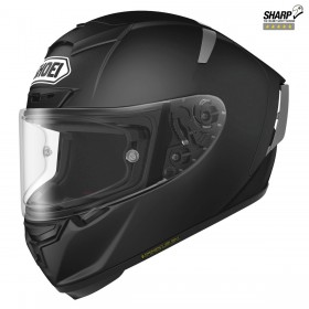 Kask integralny SHOEI X-Spirit III Matt black Czarny mat