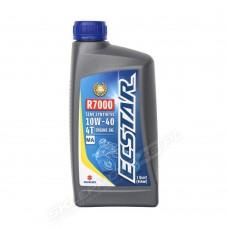 Olej ECSTAR R7000 10W-40 API SM - półsyntetyczny - 1 litr
