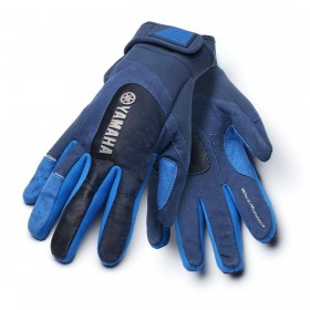 Rękawice Yamaha Marine WR Racing - blue