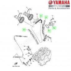Rozrząd Yamaha WR250F 2001 (OEM)