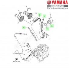 Rozrząd Yamaha WR250F 2002 (OEM)