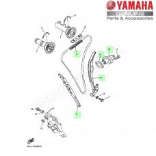 Rozrząd Yamaha WR250F 2003-2014 (OEM)
