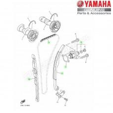 Rozrząd Yamaha WR250F 2015-2017 (OEM)