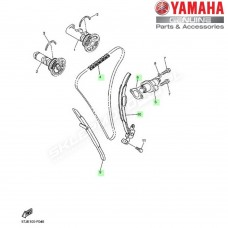 Rozrząd Yamaha WR450F 2007-2015 (OEM)