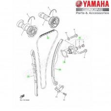 Rozrząd Yamaha WR450F 2016-2017 (OEM)