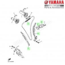 Rozrząd Yamaha YZ250F 2003-2009 (OEM)