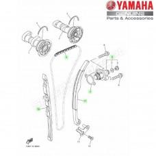 Rozrząd Yamaha YZ250F 2014-2016 (OEM)