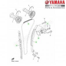 Rozrząd Yamaha YZ250F 2017 (OEM)