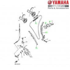 Rozrząd Yamaha YZ400F 1998-1999 (OEM)