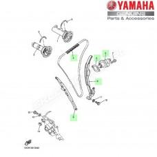 Rozrząd Yamaha YZ450F 2003-2006 (OEM)