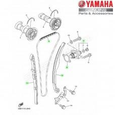 Rozrząd Yamaha YZ450F 2010-2017 (OEM)