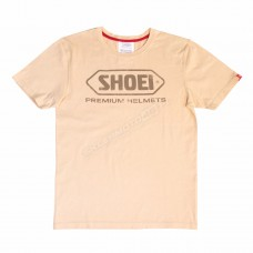 T-Shirt - beżowy Shoei