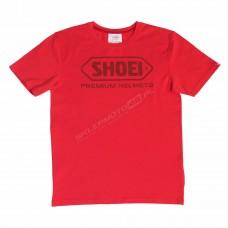 T-Shirt czerwony Shoei