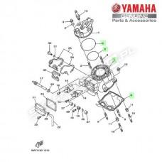 Zestaw cylinder + tłok Yamaha YZ125 2T 2001 (oem)