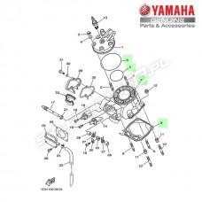 Zestaw cylinder + tłok Yamaha YZ125 2T 2008 (oem)