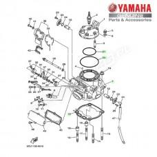 Zestaw cylinder + tłok Yamaha YZ250 2T 2000 (oem)