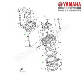Zestaw cylinder + tłok Yamaha YZ400F 1998